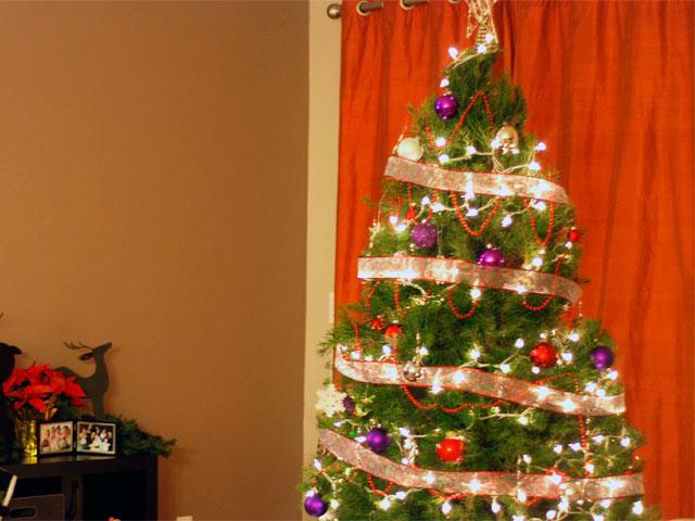 Como decorar el rbol de navidad como hacer - Como decorar mi arbol de navidad ...