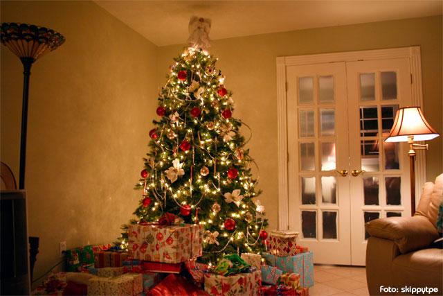 C mo decorar en navidad como hacer - Decoracion de navidad en casa ...