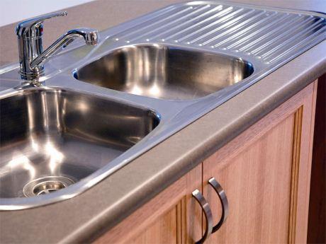 Como instalar un fregadero como hacer - Fregaderos para cocinas ...