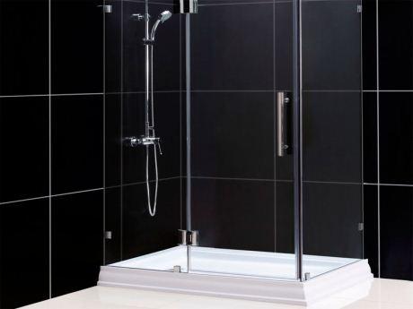 Como instalar una mampara de ducha como hacer for Como instalar una regadera de bano