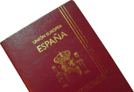 Image gallery el pasaporte for Oficinas pasaporte madrid