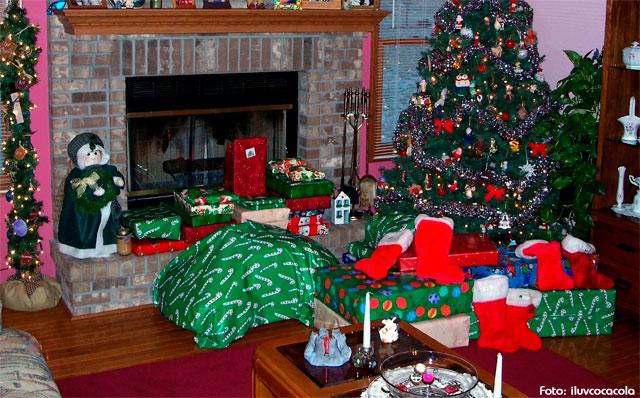 Qu regalo en navidad como hacer - Arbol de navidad con regalos ...